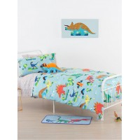 Dino World Duvet Cover Set