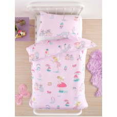 Fairy Tea Party Duvet Cover Set