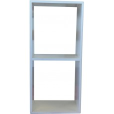 Wall Shelf : 2 Division