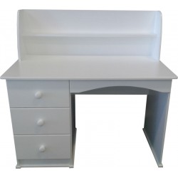 3 Drawer Desk with writers top