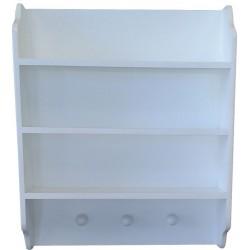 3 Knob 3 Shelves