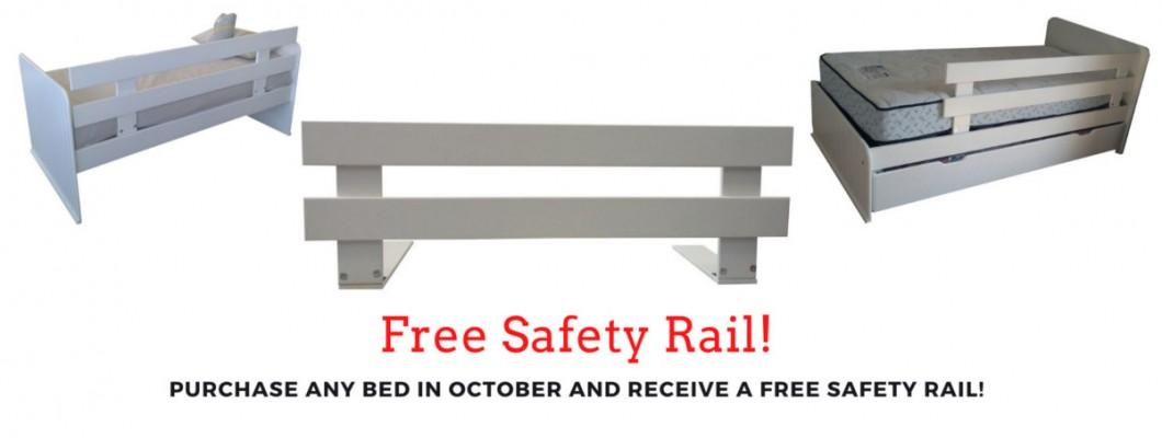 FREE Safety Rail