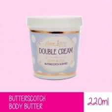 Body Butter - Butterscotch