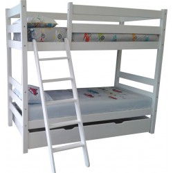 KC Double Bunk Bed