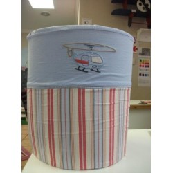 Laundry/Toy Barrel