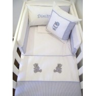 Cot Bumper and Inner