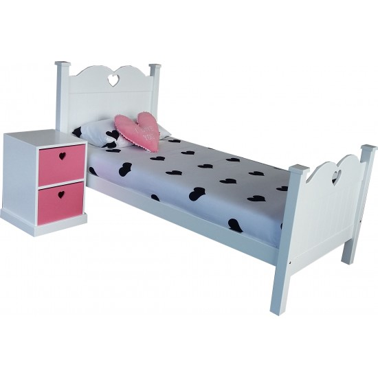 Heart Bed