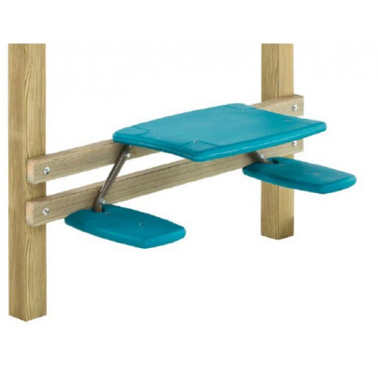 Attachable table
