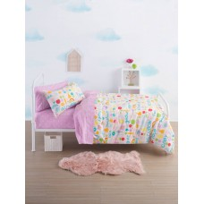 Garden Friends Duvet Cover Set