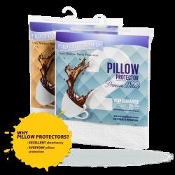 Premium Deluxe Pillow Protector