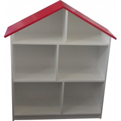 Dolls House Bookshelf