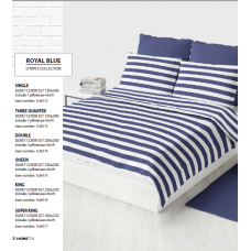Stripes Duvet Cover Set