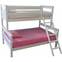 KC Single Over Double Bunk Bed