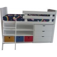 Toddler Loft Bunk Bed