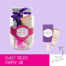 Treats Pamper Jar