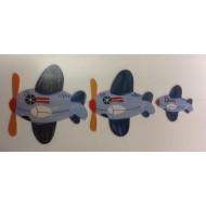 Aeroplane Motifs
