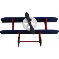 Aeroplane Hanging Shelf