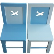 Astra Kiddies Heart/Star/Aeroplane Chair