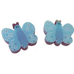 Butterfly Doorknobs