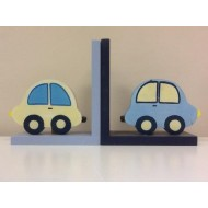 Car Motif and Bookend