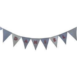 Personalised Bunting Flags