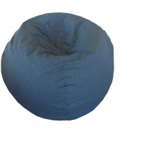 Denim Bean Bag