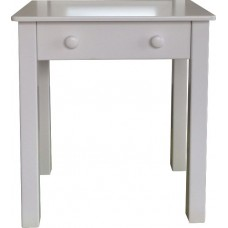 1 Drawer (Half) Dressing Table Without mirror