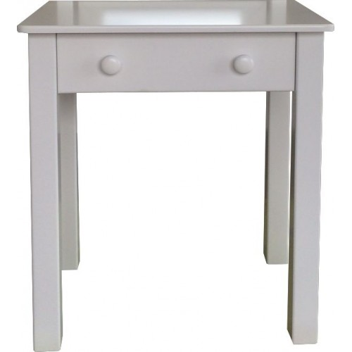 1 Drawer Dressing Table Without Mirror
