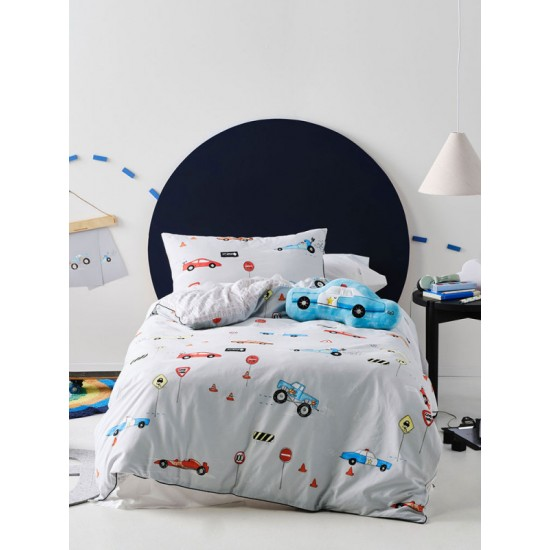 Back Street Bandits Duvet Cover Set
