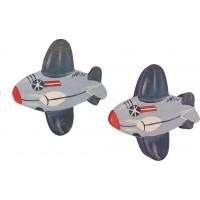 Aeroplane Doorknobs