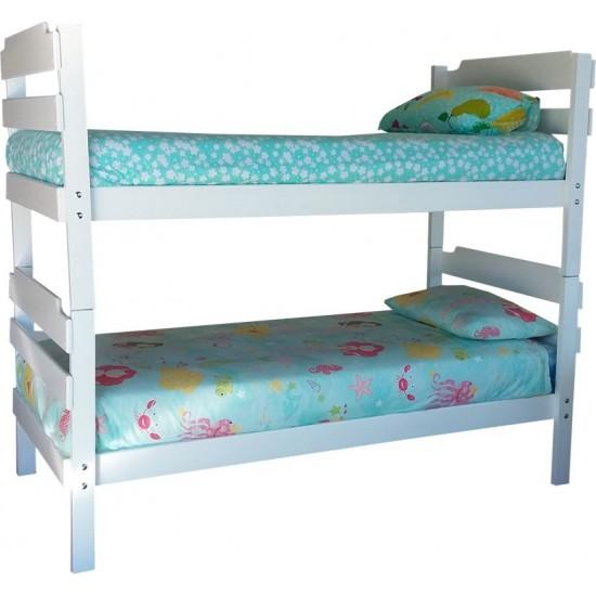 Luke Double Bunk Bed