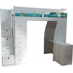 Multibunk  Bed- Loft