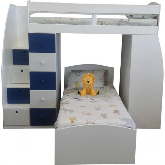 Multibunk Bed - Complete