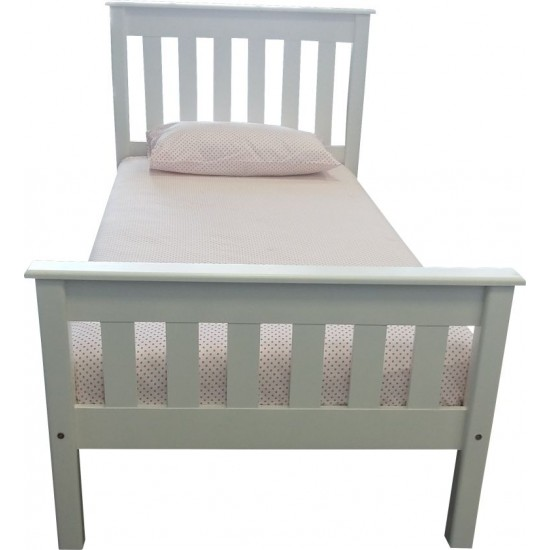 Roxy Bed - Slatted