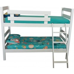 Sam Rail Bunk Bed