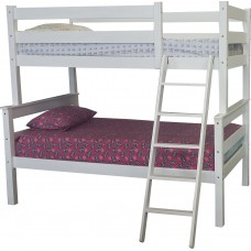 KC  single - three quarter Bunk Bed