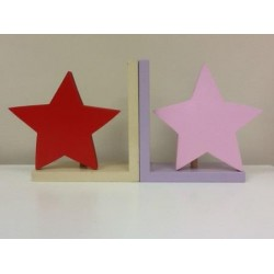 Star Motif and Bookend