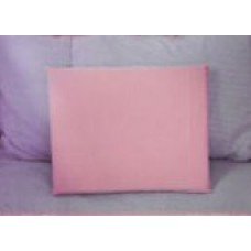 Cot Pillow and Pillowcase