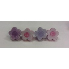 Flower Doorknobs