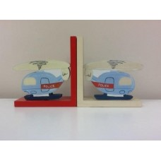 Helicopter Motif and Bookend